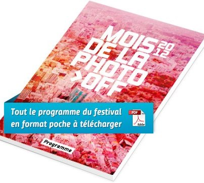 visuel catalogue Mois-OFF de la Photo 2012